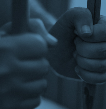 ROUGHLY 1 OUT OF EVERY 100 ADULTS IS IN JAIL OR PRISON.
