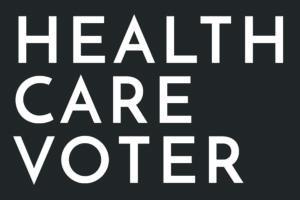 Health care voter logo