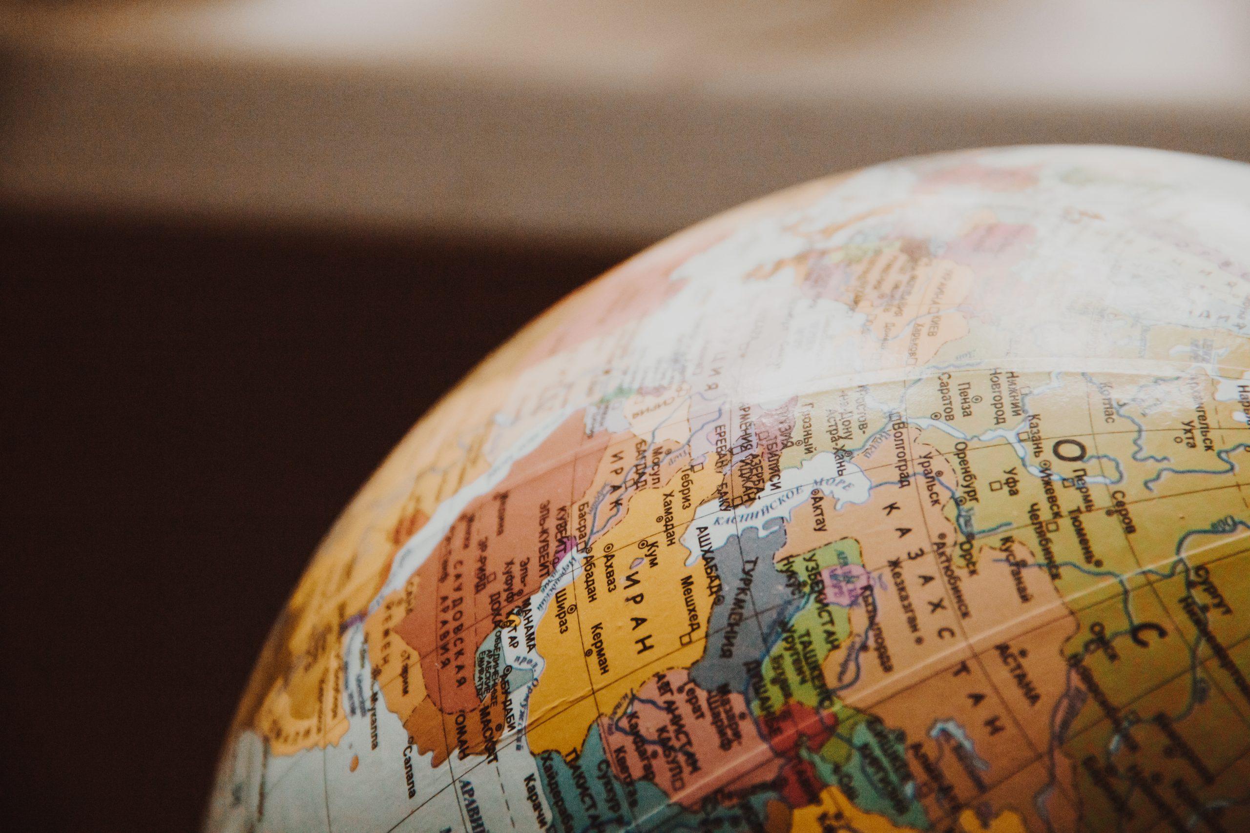 Canva close up of globe scaled