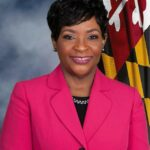 Maryland speaker adrienne a. Jones