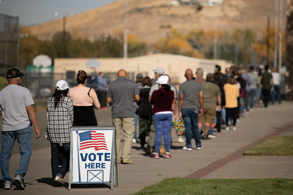 Voters in the state of nevada go to the polls on election day. Washoe county nevada